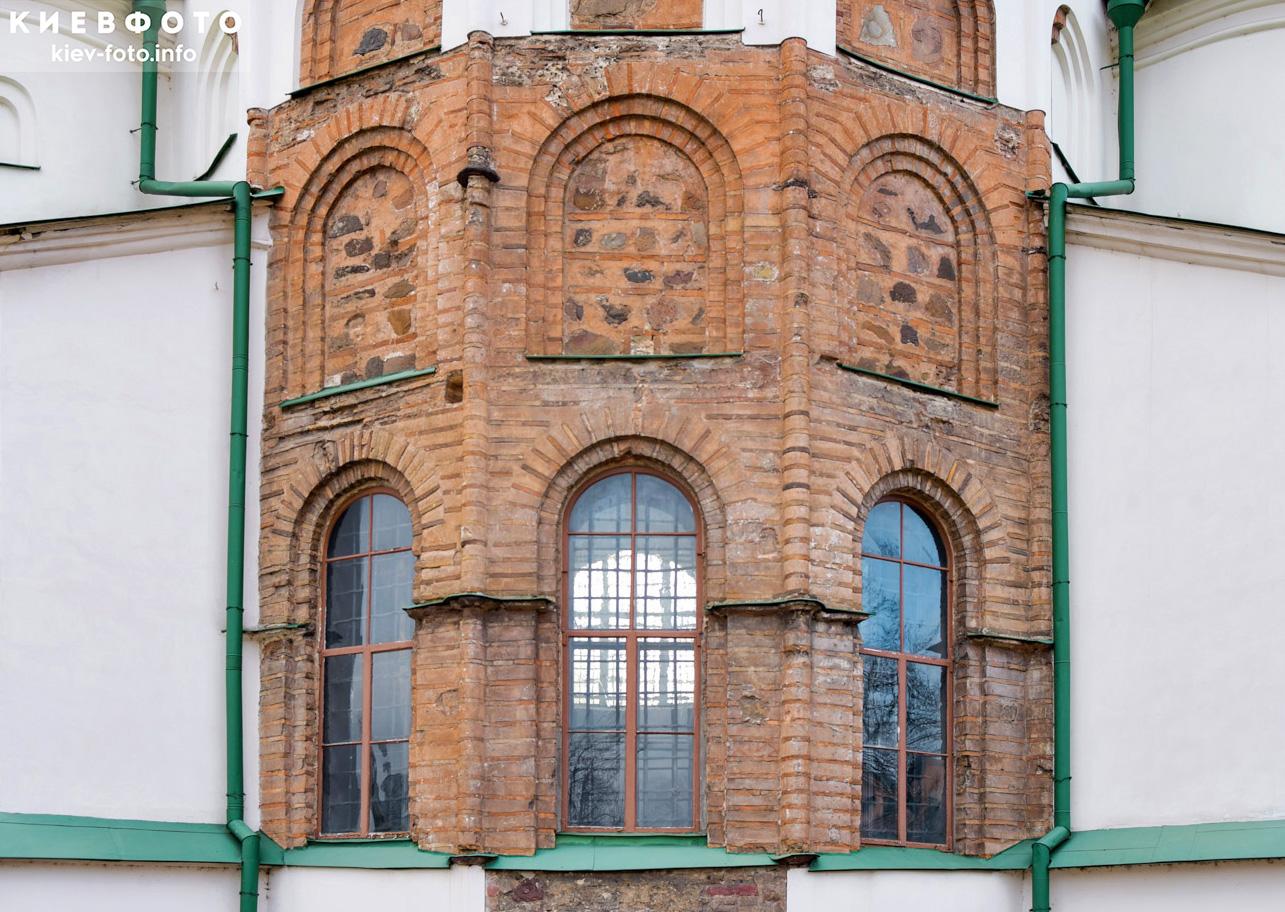 Софийский собор в Киеве. Фото