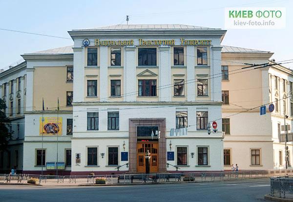 Памятник Пушкину Александру (возле НТУ) на Печерске