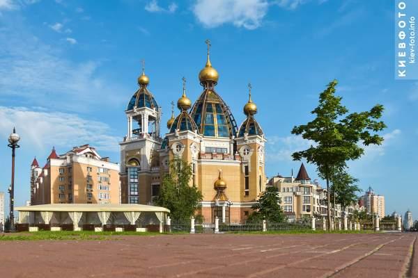 Церкви на Оболони: православные храмы и соборы в Оболонском районе (топ-10, фото, информация, адреса, карта)