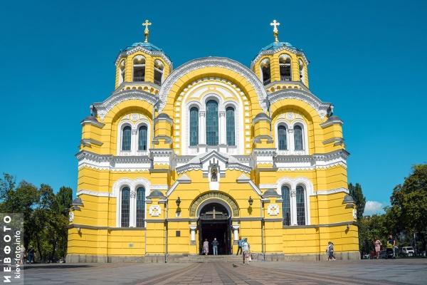 Владимирский собор в Киеве (30 фото)