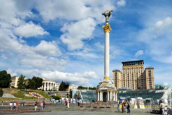 ТОП-10: Самые высокие памятники Киева